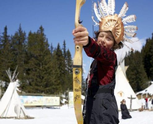 Archery Courchevel