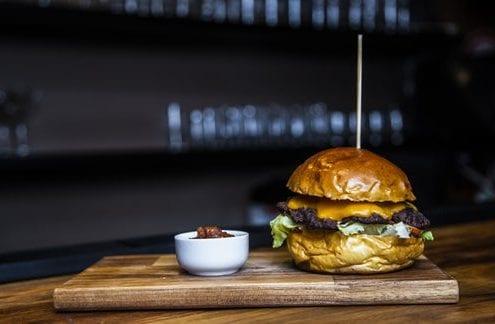 Best burger in Courchevel