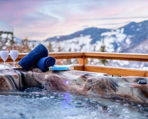 Chalet Brigitte La Tania Ski Magic