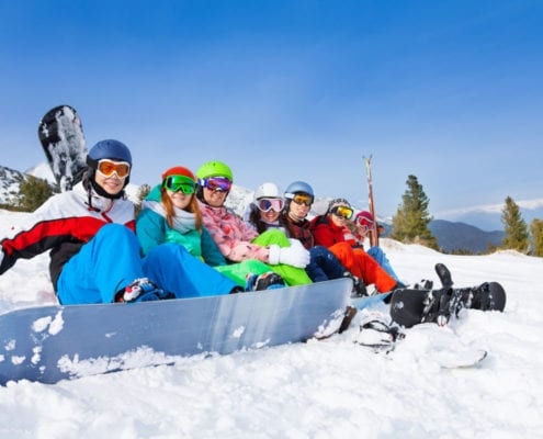 Ski jobs Courchevel La Tania