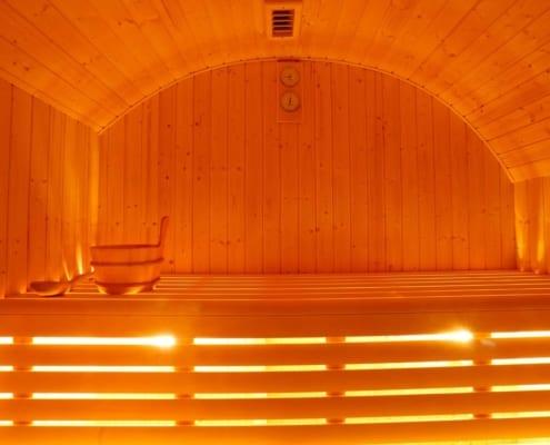 Sauna Chalet Chez Mamie Courchevel