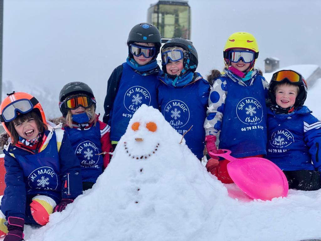Childcare ski season jobs nanny