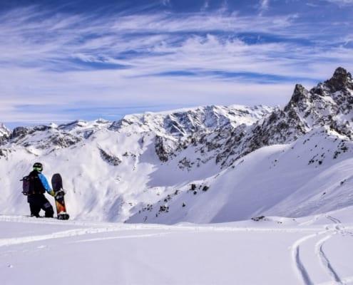 Ski chalets 2022