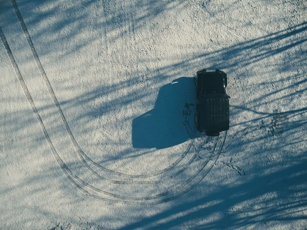 Snow chain top tips
