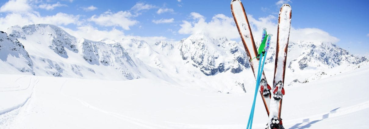 Beginners guide to skiing
